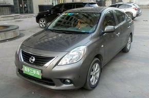 日产阳光 2011款 1.5XE 手动舒适版