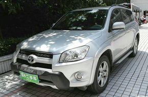 丰田RAV4 2012款 炫装版 2.0L 自动四驱
