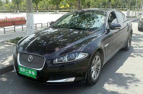 捷豹XF 2015款 XF 2.0T 风华版