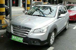 东风风神H30 2012款 CROSS 1.6L 手动尊逸型