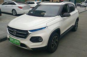 宝骏510 2017款 1.5L 手动豪华型
