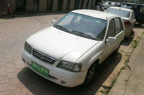 夏利 2011款 A+ 1.0L 两厢(无空调)国IV