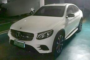 奔驰GLC级 2017款 GLC 260 4MATIC 豪华型
