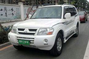 三菱帕杰罗 2006款 3.0L AT GLX