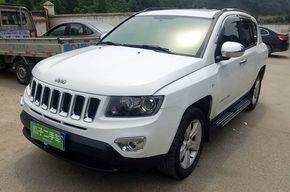 Jeep指南者 2014款 改款 2.0L 两驱进取版(进口)