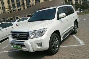 丰田兰德酷路泽 2015款 4.0L V6 中东低配版(进口)