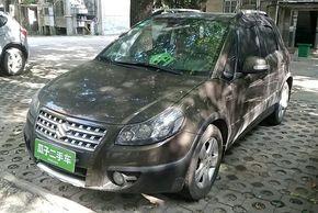 铃木天语 SX4 2012款 1.6L 手动锐骑型