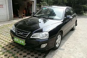 现代伊兰特 2011款 1.6L 手动舒适型