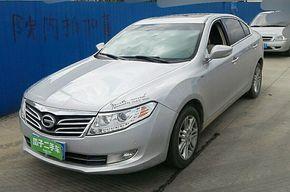 传祺GA5 2012款 1.8L 自动豪华型