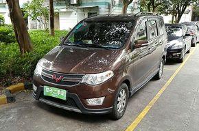 五菱宏光 2014款 1.5L S豪华型