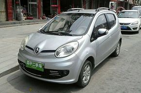 长安奔奔mini 2010款 1.0L 手动豪华型