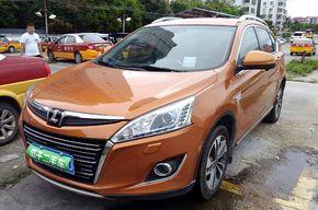 纳智捷优6 SUV 2014款 2.0T 旗舰型