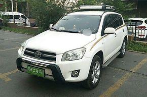 丰田RAV4 2011款 2.0L 手动经典版
