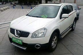 日产逍客 2008款 20X雷 CVT 2WD