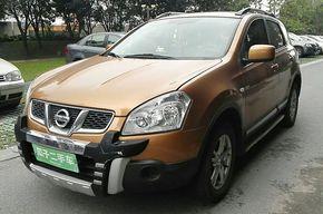 日产逍客 2011款 1.6XE 风 5MT 2WD