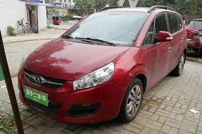 江淮和悦RS 2012款  1.8L 手动舒适5座
