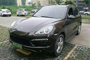 保时捷Cayenne 2014款 Cayenne Platinum Edition 3.0T