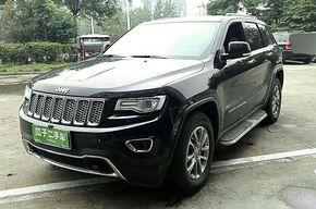 Jeep大切诺基 2015款 3.0TD 柴油 精英导航版(进口)