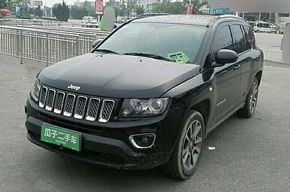 Jeep指南者 2014款 改款 2.0L 两驱精英版(进口)