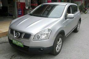 日产逍客 2010款 20S火 6MT 2WD
