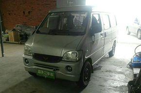 五菱之光 2010款 1.1L新版实用型长车身LXA