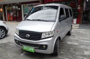 广汽吉奥星旺CL 2014款 1.2L豪华版GA4G12