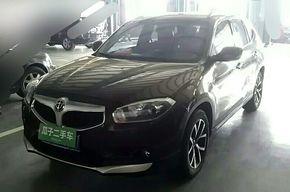 中华V5 2014款 1.5T 手动两驱运动型