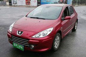 标致307 2012款 两厢 1.6L 手动舒适版