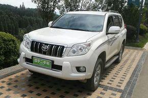 丰田普拉多 2010款 2.7L 自动标准版(进口)