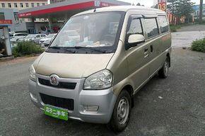 北汽威旺306 2013款1.3超值版基本型7座A12国lV