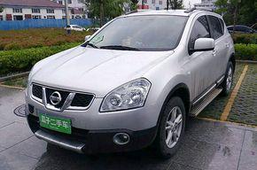 日产逍客 2012款 2.0XL 火 6MT 2WD