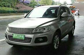 众泰T600 2014款 1.5T 手动豪华型
