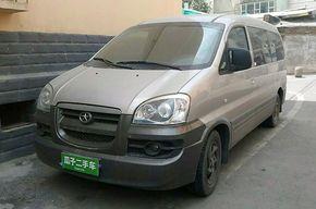 江淮瑞风 2011款 2.4L祥和 汽油标准版HFC4GA1-C