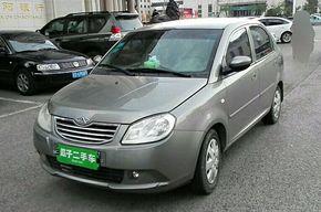 奇瑞旗云1 2012款 1.0L 手动舒适型