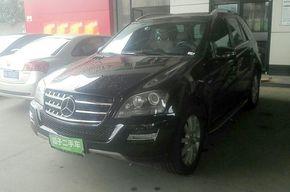奔驰M级 2010款 ML 350 4MATIC豪华型(进口)