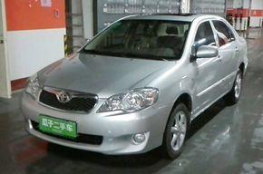丰田花冠 2011款 1.6L 自动豪华版