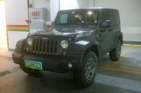 Jeep牧马人 2015款 3.6L 两门舒享版 Rubicon(进口)