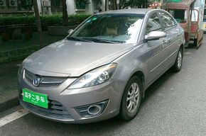长安悦翔 2012款 三厢 1.5L 手动尊贵型