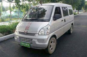 五菱荣光 2012款 1.2L加长标准型LJY
