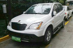 荣威W5 2011款 1.8T 2WD 自动胜域版