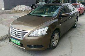 日产轩逸 2012款 1.6XL CVT豪华版