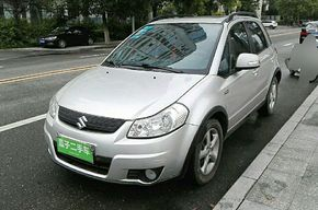 铃木天语 SX4 2009款 两厢 1.6L 手动运动型