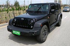 Jeep牧马人 2013款 3.6L 四门版 Sahara(进口)