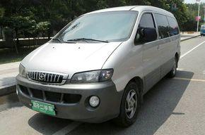 江淮瑞风 2011款 2.4L彩色之旅 汽油标准版HFC4GA1-C
