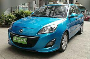 长安悦翔V5 2012款 1.5L 手动运动型 国IV
