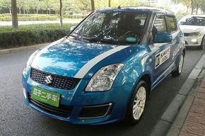 铃木雨燕 2009款 1.3L 手动超值版