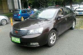 吉利经典帝豪 2012款 三厢 1.5L 手动超悦惠民型