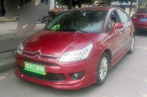 雪铁龙世嘉 2011款 两厢 1.6L 手动炫雅型