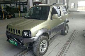 铃木吉姆尼 2011款 1.3 MT双色导航版(进口)