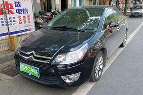 雪铁龙世嘉 2011款 三厢 1.6L 自动时尚型